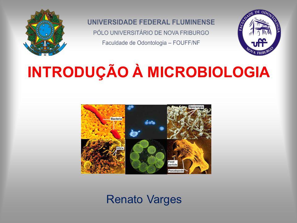 INTRODUÇÃO À MICROBIOLOGIA Renato Varges
