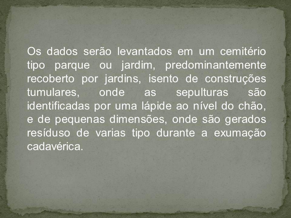 Cemitério Jardim da Paz Data: 26/02/2011