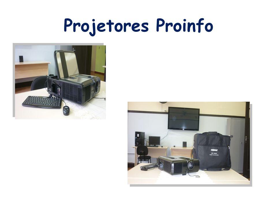 Projetores Proinfo