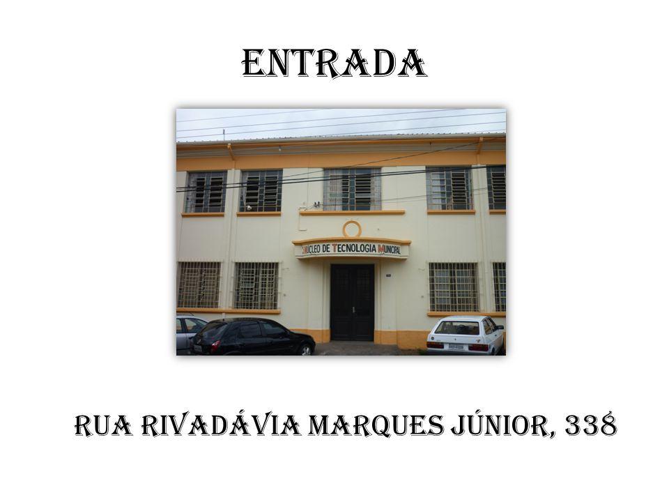 Entrada Rua Rivadávia Marques Júnior, 338