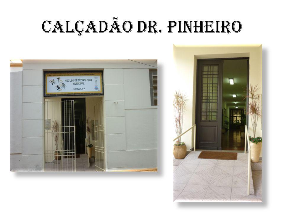 Calçadão Dr. pinheiro