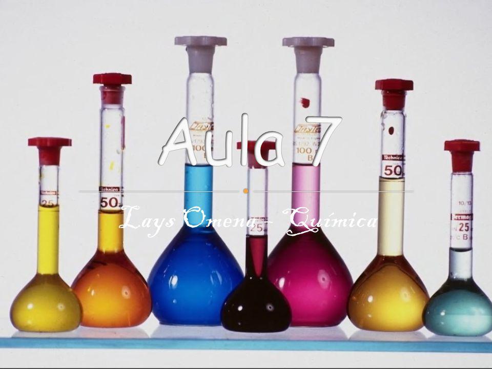 Lays Omena – Química