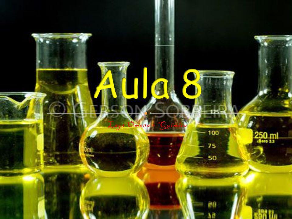 Lays Omena - Química