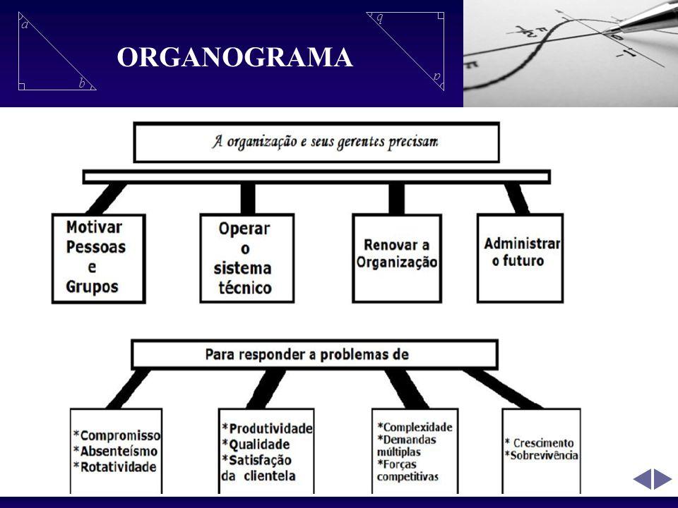 a b a b ORGANOGRAMA