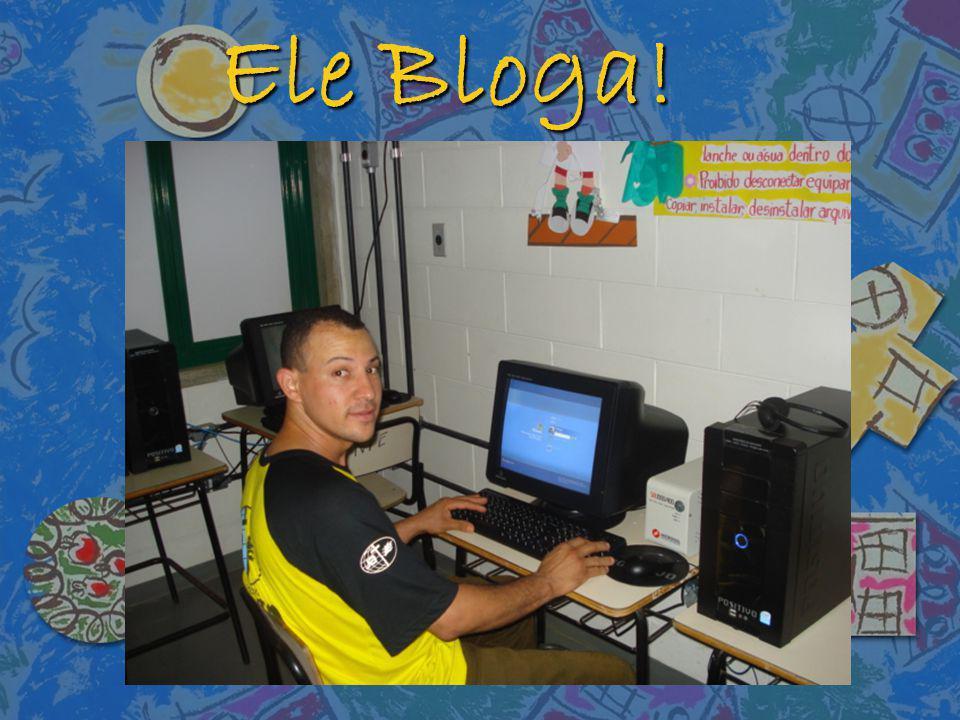Blog DA ESCOLA Como estruturá-lo.n Estabeleça os objetivos.