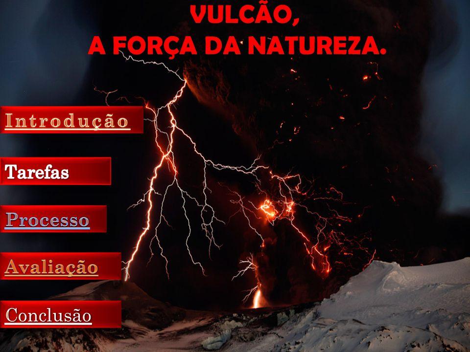 VULCÃO, A FORÇA DA NATUREZA.