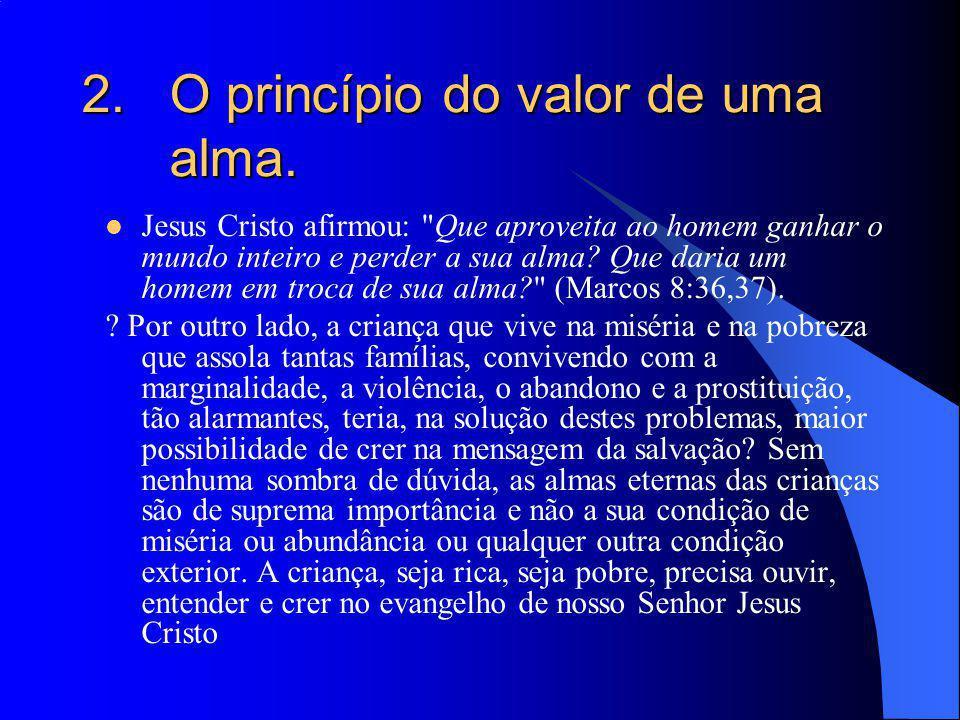 Jesus Cristo afirmou: