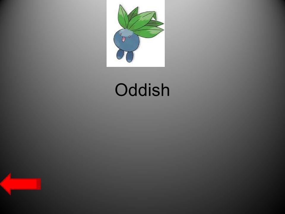 Oddish