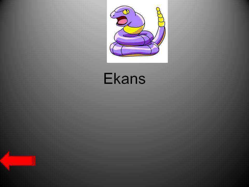 Ekans
