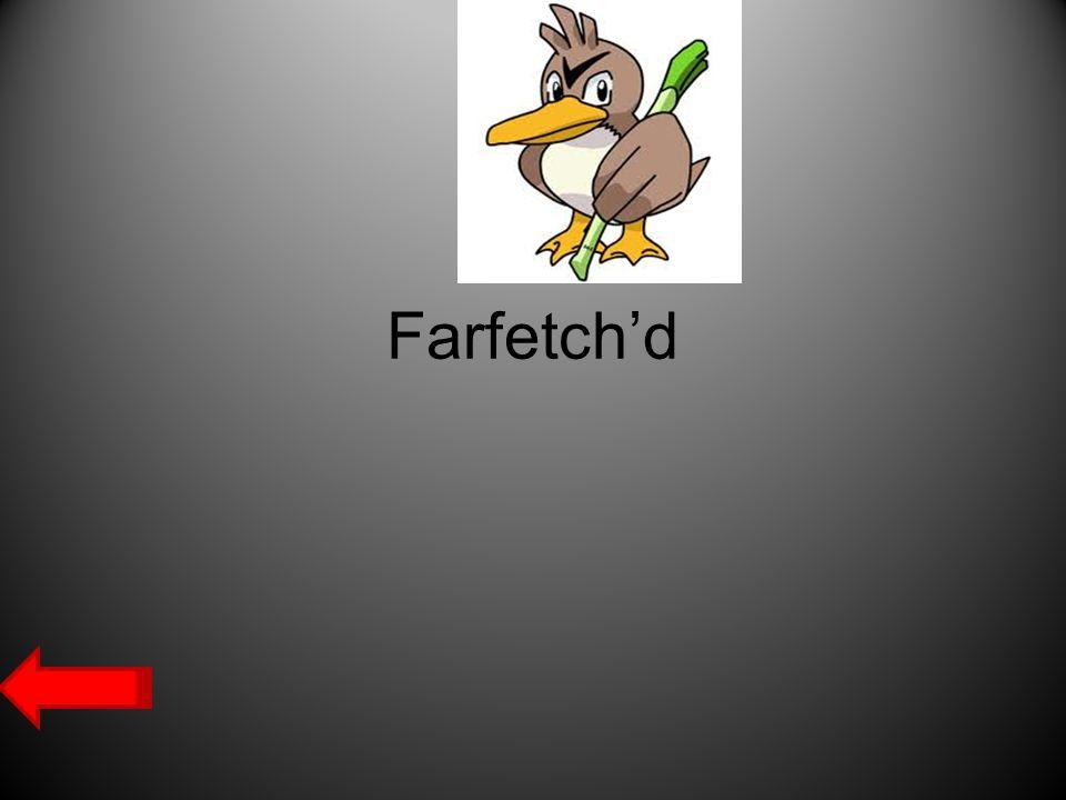 Farfetchd