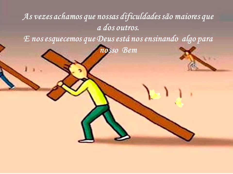 Então disse Jesus aos seus discípulos: Se alguém quer vir após mim, negue-se a si mesmo, tome a sua cruz, e siga-me; pois, quem quiser salvar a sua vida por amor de mim perdê- la-á; mas quem perder a sua vida por amor de mim, achá-la-á.
