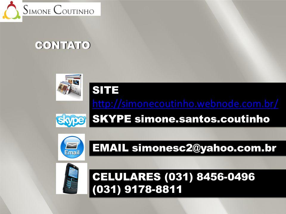 CONTATO SITESITE http://simonecoutinho.webnode.com.br/ http://simonecoutinho.webnode.com.br/ SITESITE http://simonecoutinho.webnode.com.br/ http://sim