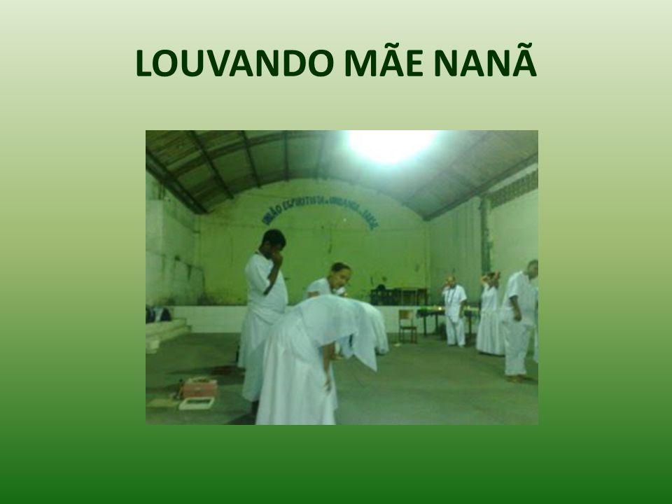 LOUVANDO OXALÁ