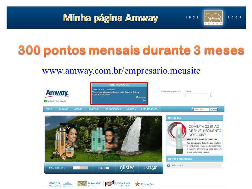 www.amway.com.br/empresario.meusite