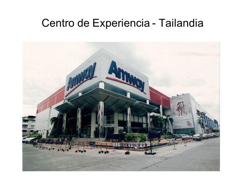 Centro de Experiencia - Tailandia
