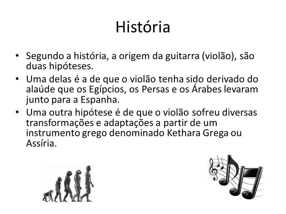 Árvore Cronológica Viola Portuguesa Violão Guitarra Moura LiraAlaúde Guitarra Latina Khetara Grega Após o Alaúde, veio a guitarra moura, esse nome veio por causa de que apenas por músicos mouros.