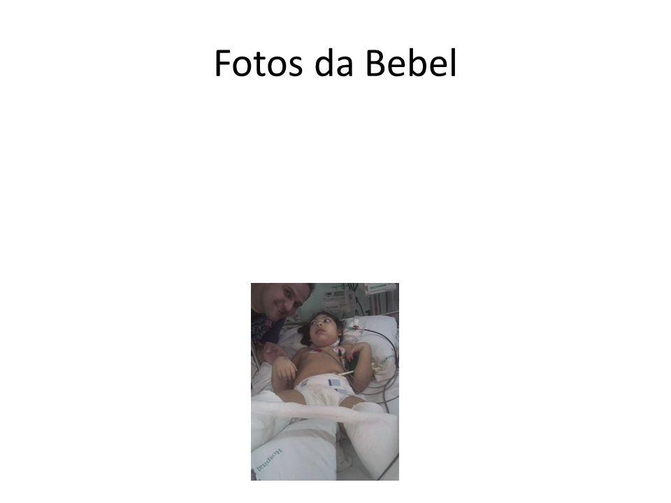 Fotos da Bebel