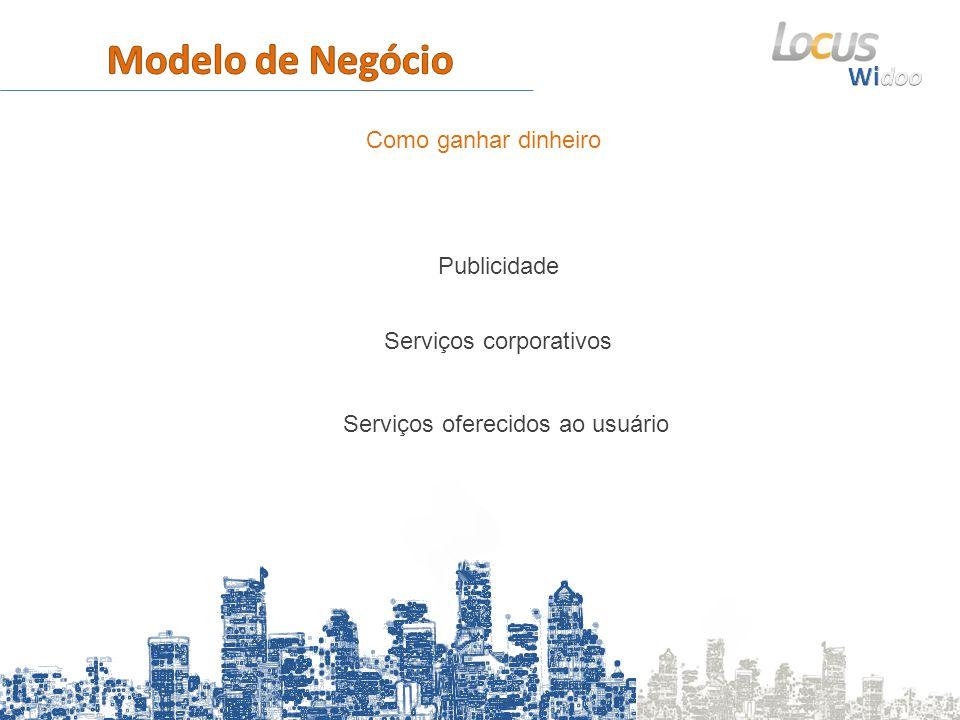 Como ganhar dinheiro Publicidade Serviços corporativos Serviços oferecidos ao usuário