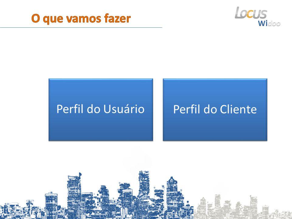 Perfil do UsuárioPerfil do Cliente