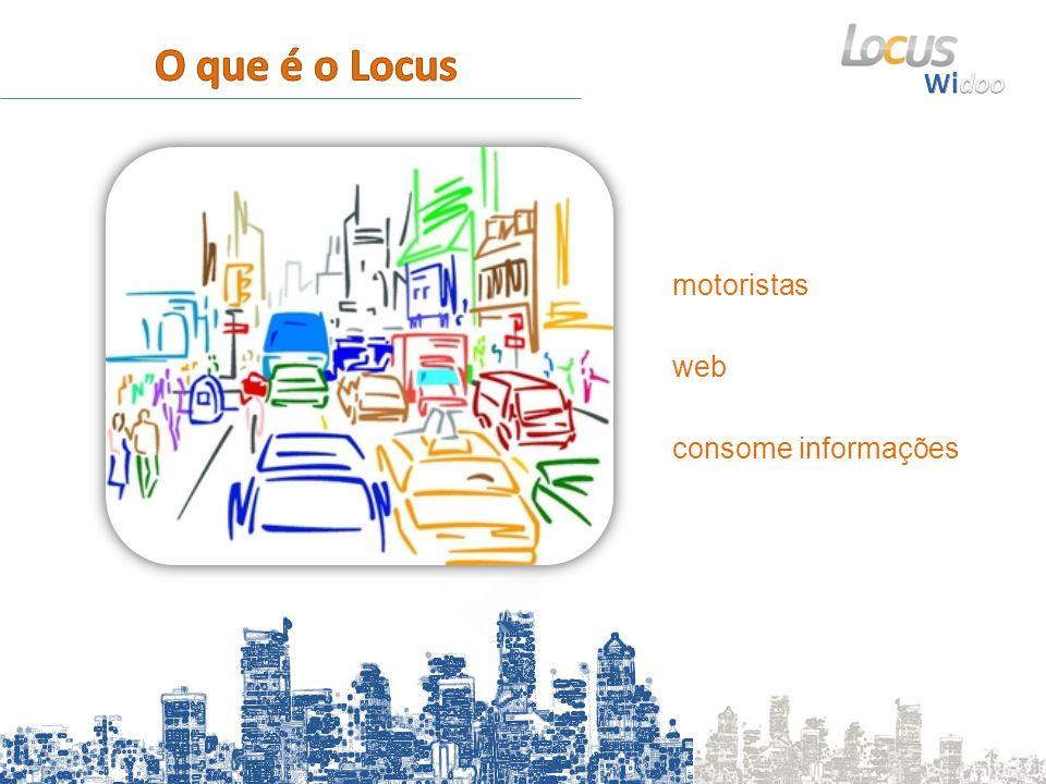 Motoristas em centros urbanos ERROTodo mundo que sai de casa ERRO Celular com GPS ERRO
