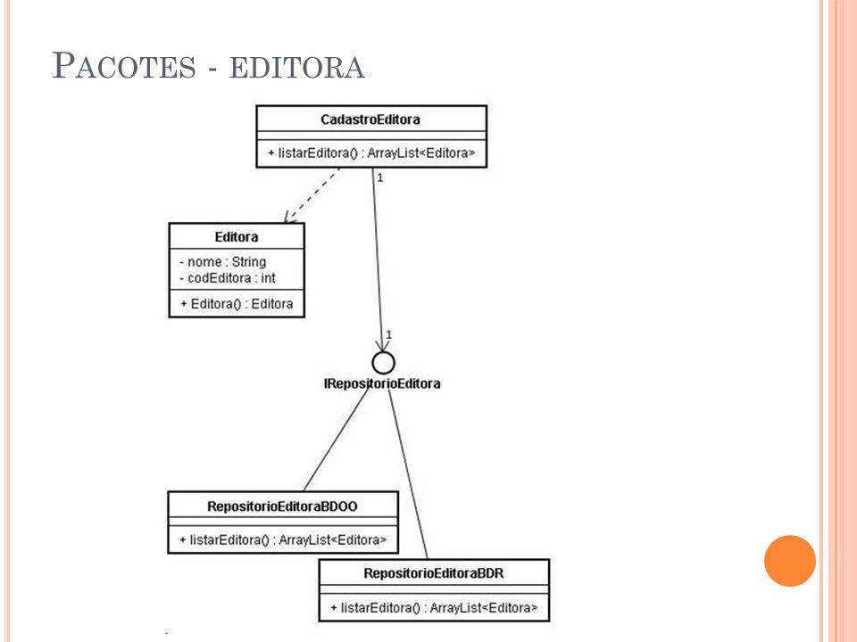 P ACOTES - EDITORA