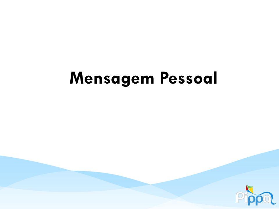 Mensagem Pessoal