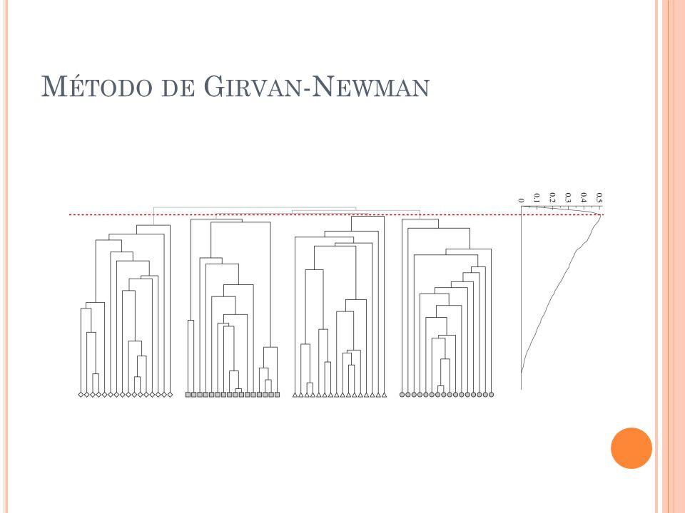 M ÉTODO DE G IRVAN -N EWMAN