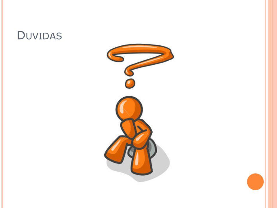 D UVIDAS