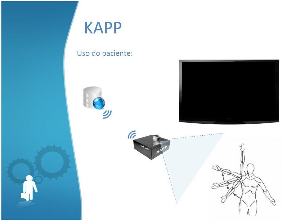 KAPP Uso do paciente: Pressione qualquer tecla para configurar. 9876543210