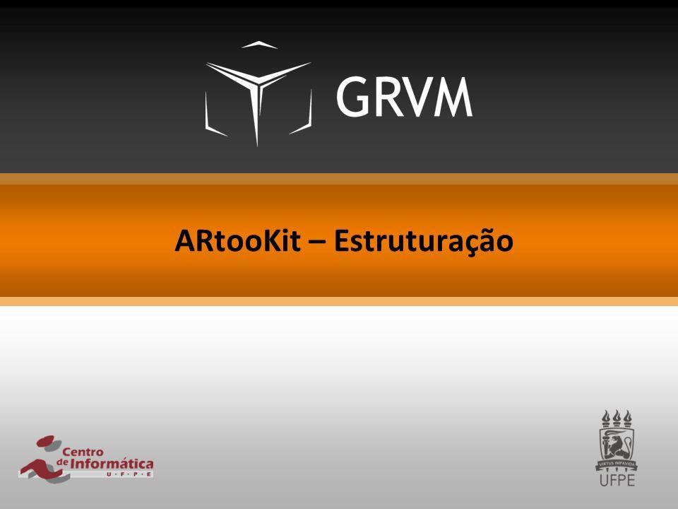 ARtooKit – Estruturação