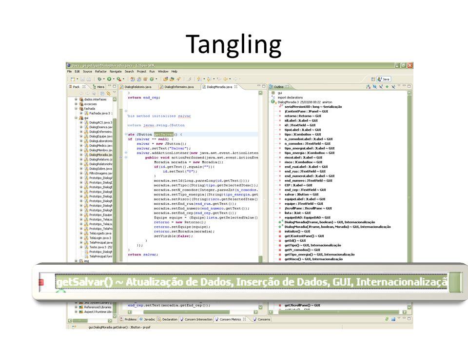 Tangling