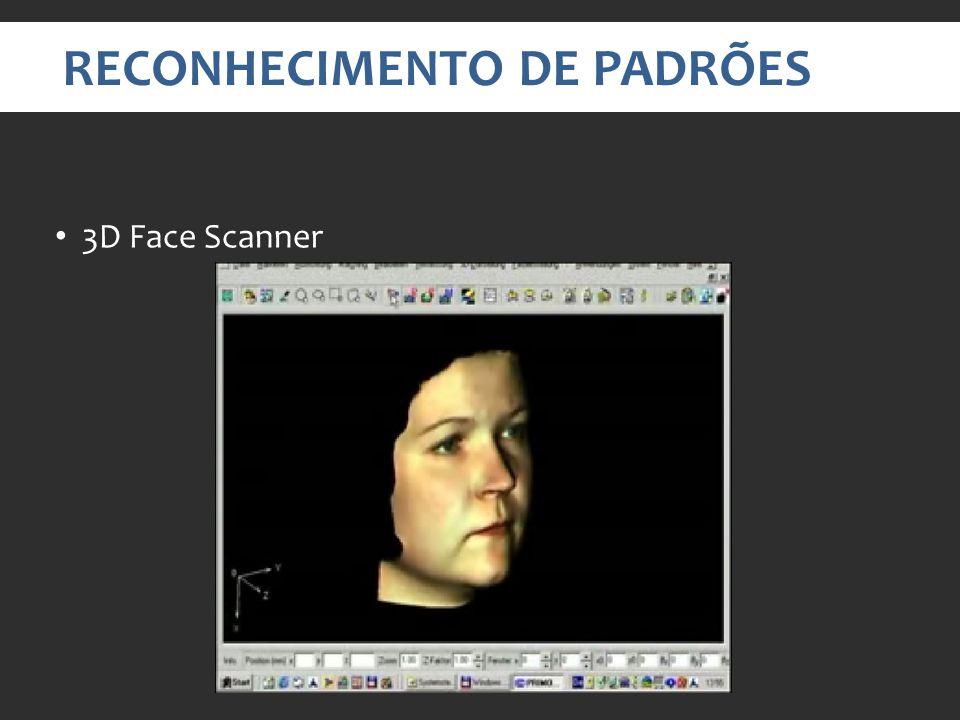 RECONHECIMENTO DE PADRÕES 3D Face Scanner