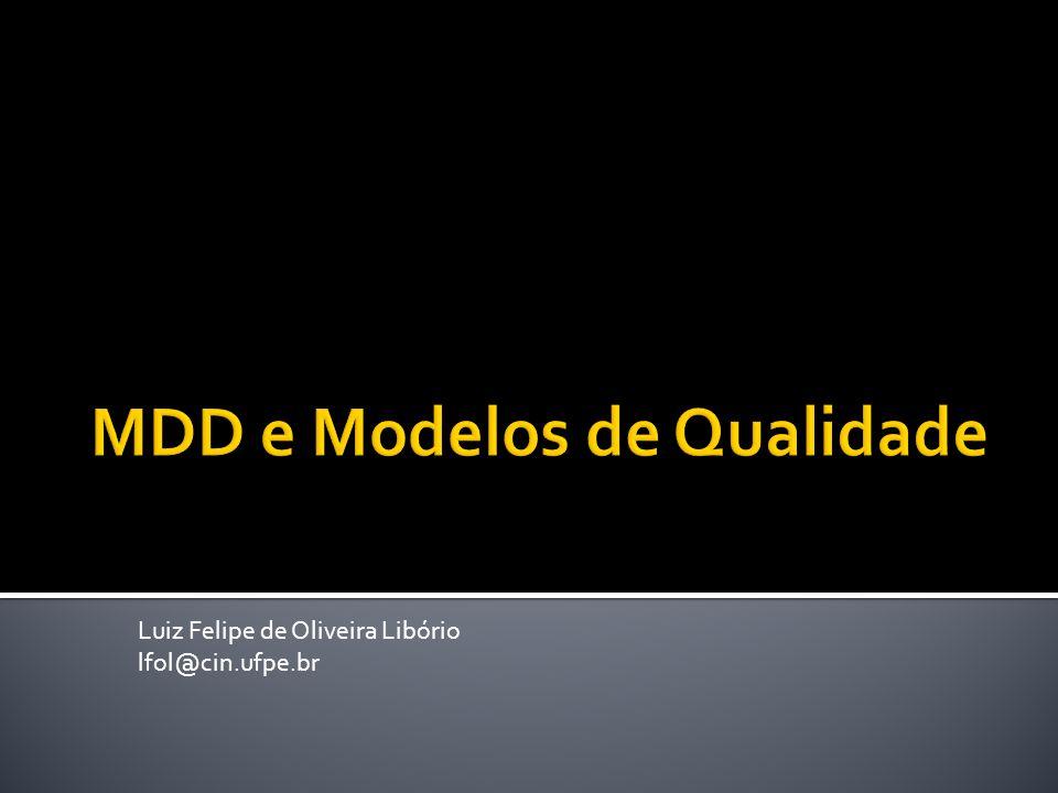 Luiz Felipe de Oliveira Libório lfol@cin.ufpe.br
