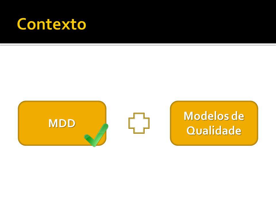 Modelos de Qualidade MDD
