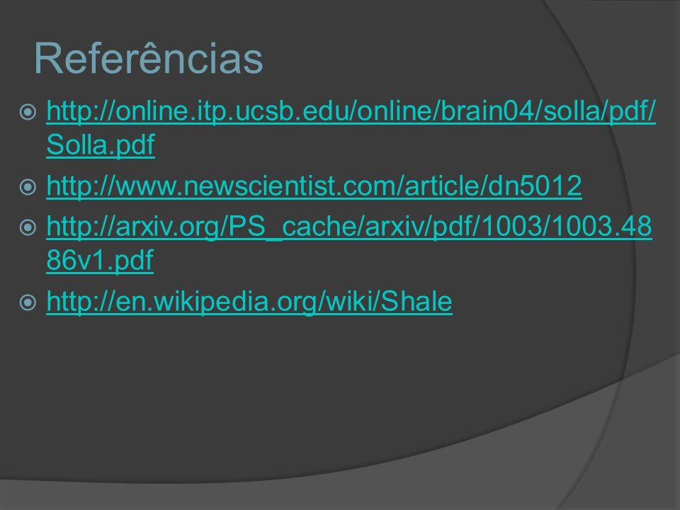 Referências http://online.itp.ucsb.edu/online/brain04/solla/pdf/ Solla.pdf http://online.itp.ucsb.edu/online/brain04/solla/pdf/ Solla.pdf http://www.n