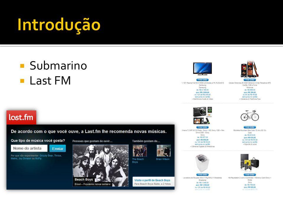 Submarino Last FM