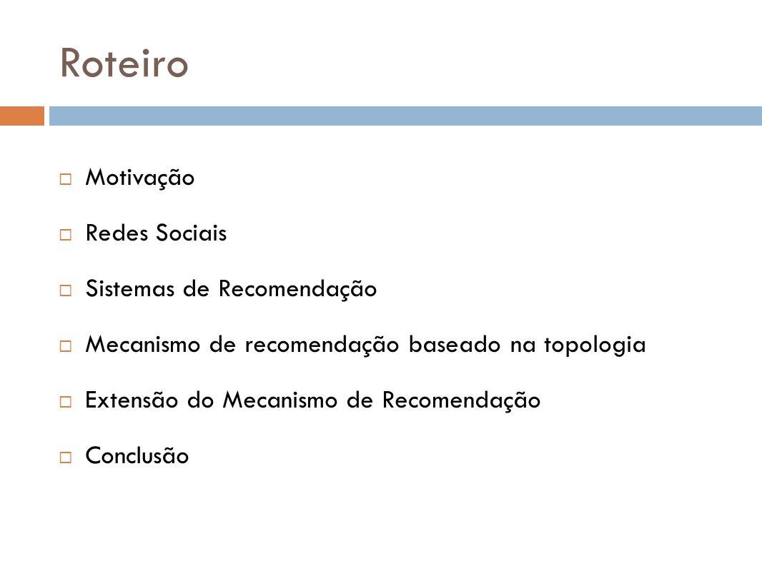 Resultados Oro-Aro Friends-of-FriendsAlgoritmo Proposto 72,22%77,69%