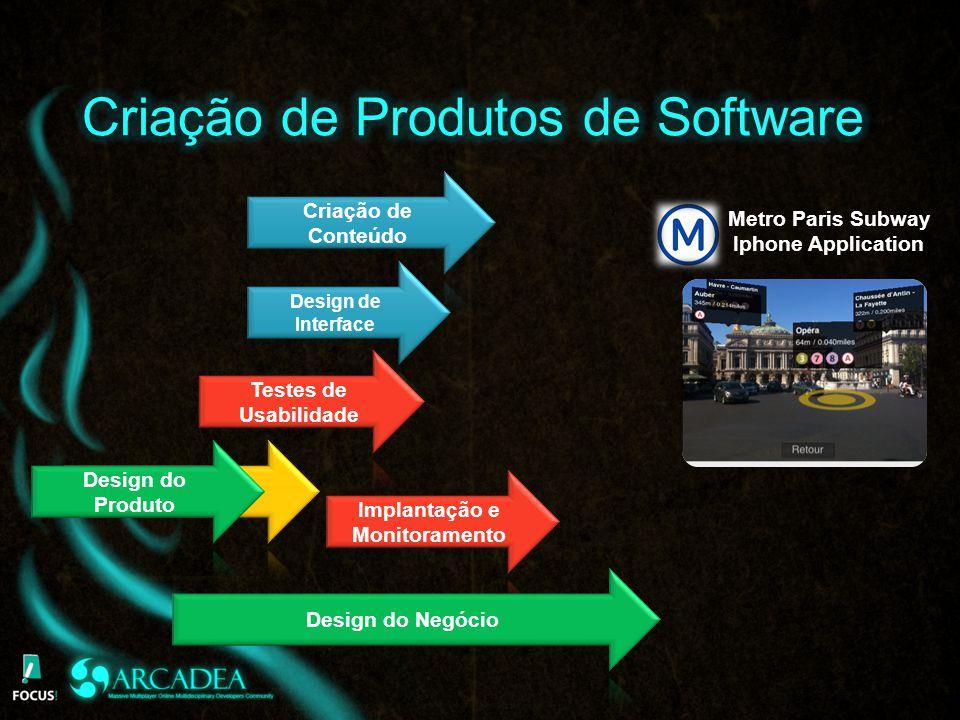 Metro Paris Subway Iphone Application