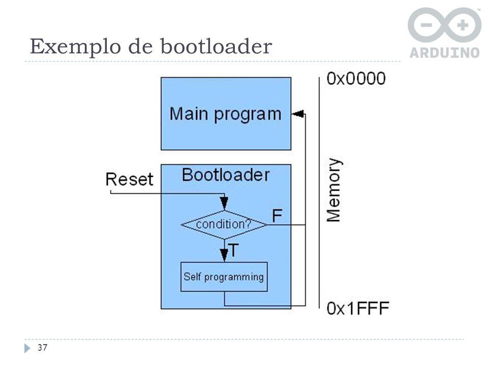 Exemplo de bootloader 37