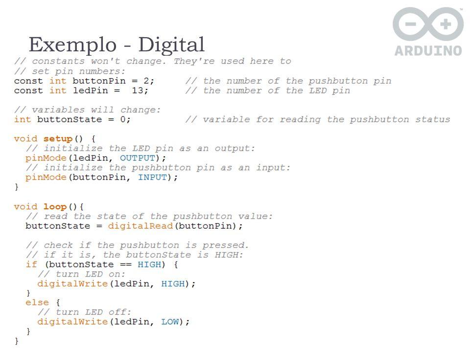Exemplo - Digital 40