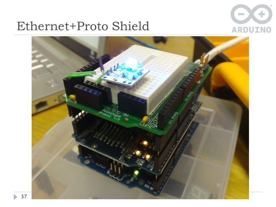 Ethernet+Proto Shield 57