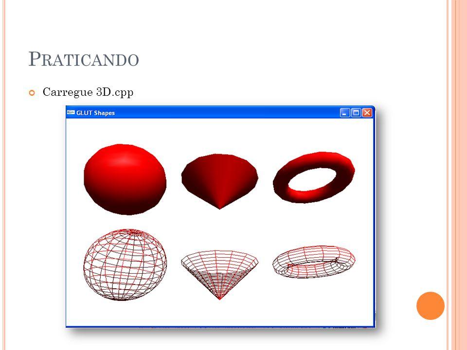 P RATICANDO Carregue 3D.cpp