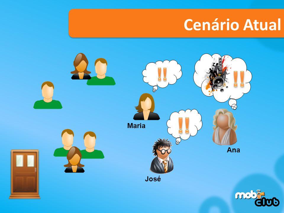 Ana Maria José Cenário Atual