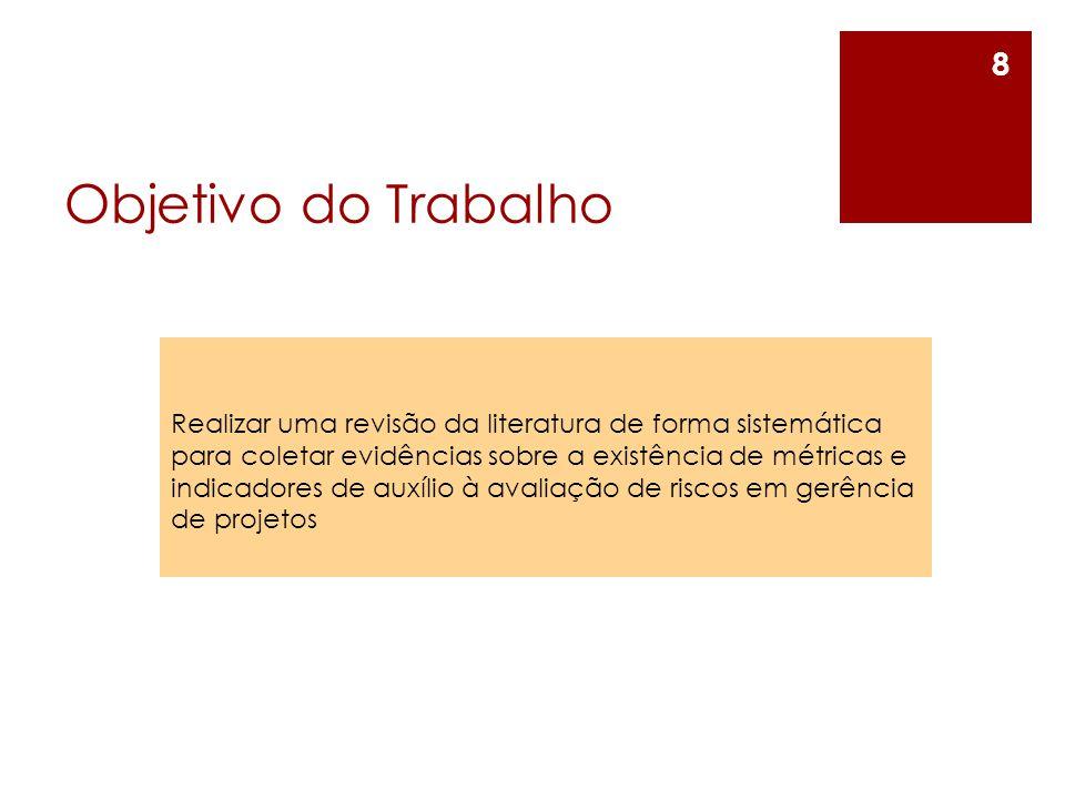 Proposta – Atividades 9 Biolchini, J., Mian, P.G., Natali, A.C.C., and Travassos, G.H.