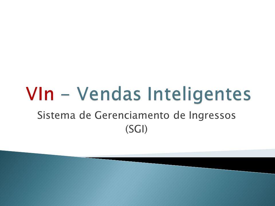 Sistema de Gerenciamento de Ingressos (SGI)
