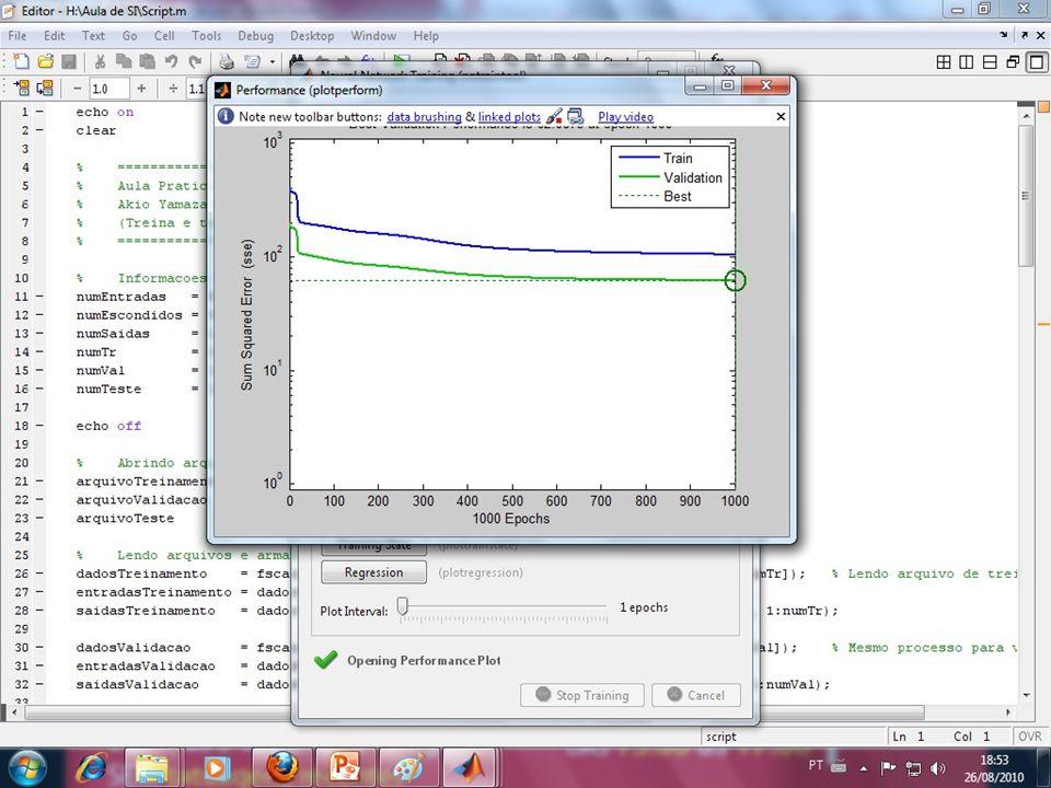 6. Na janela resultante, clique em Performace e tire um print do gráfico.