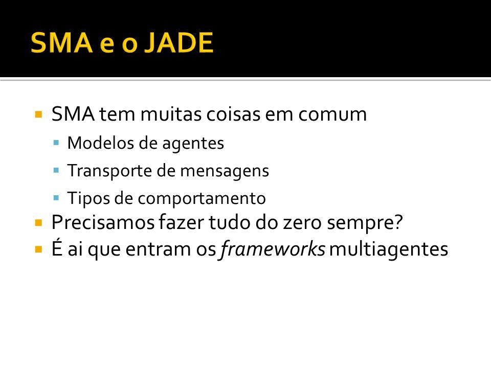 O que é o JADE.