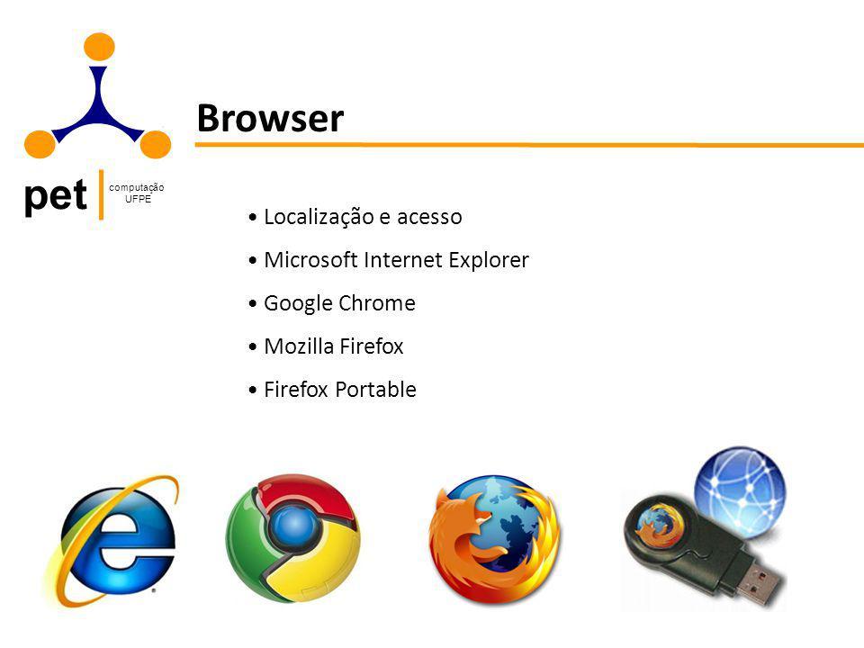 pet computação UFPE Webmail Ler, Compor e Enviar