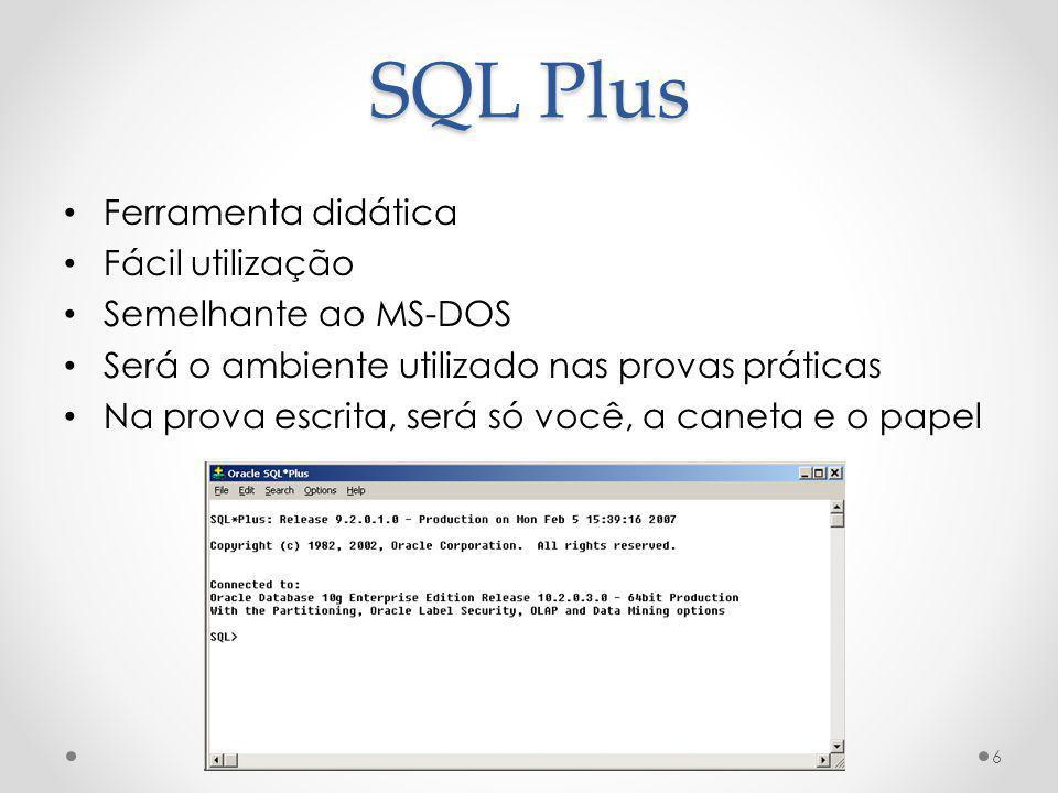 Estudo de caso Pegar arquivo GDI.zip em www.cin.ufpe.br/~rsmbf/gdi Descompactar arquivo: o criacaoTabelas.SQL o povoamentoBD.SQL o Modelo Lógico Modelo Logico.jpg o Modelo Conceitual Modelo Conceitual.jpg 7
