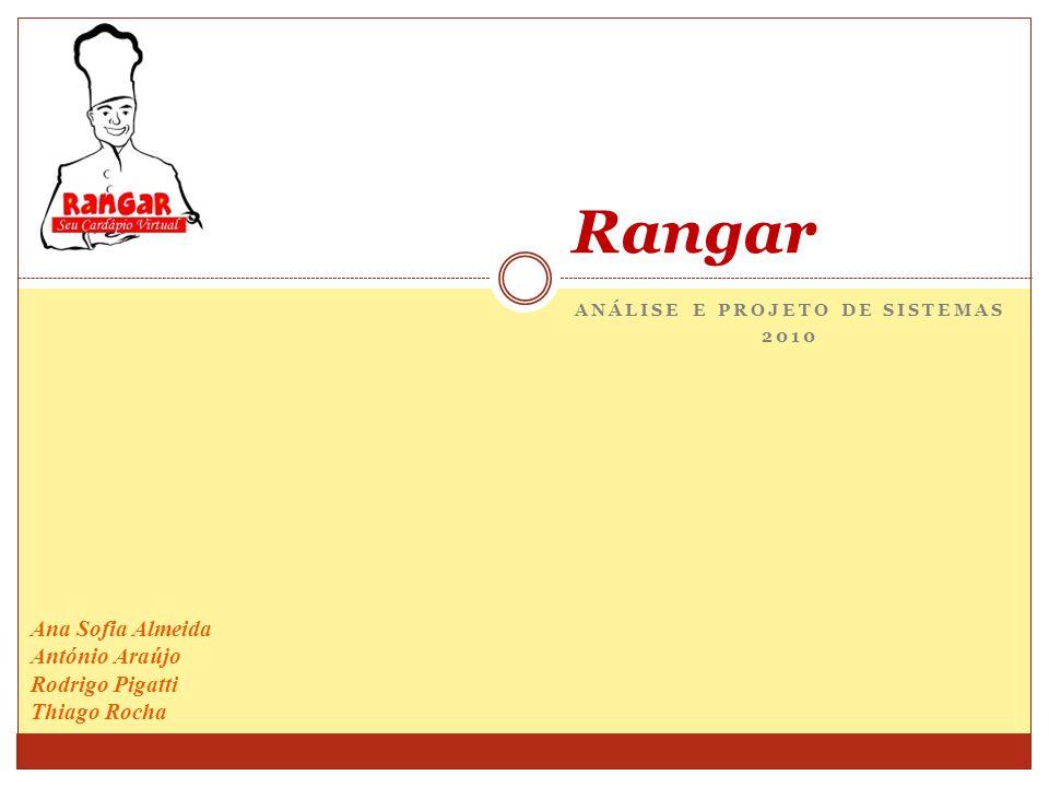 Resumo O que é Rangar.